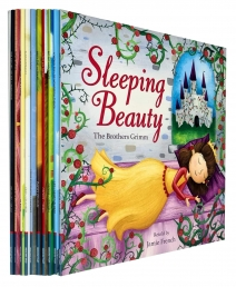 Children Picture Storybooks 10 Books Collection Set (Sleeping Beauty, Big Pig and Piglet, I Love My Daddy, Snow White, Sing-Along Old and MORE!) Photo