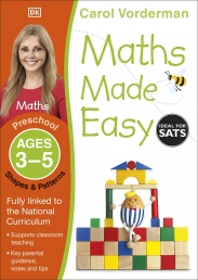 Maths Made Easy: Shapes & Patterns, Ages 3-5 (Preschool) Photo