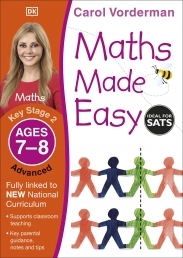 Maths Made Easy: Advanced, Ages 7-8 (Key Stage 2) Photo