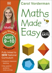 Maths Made Easy: Advanced, Ages 9-10 (Key Stage 2) Photo