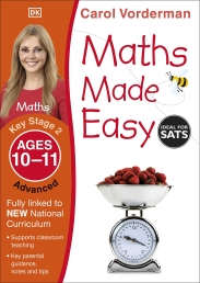 Maths Made Easy: Advanced, Ages 10-11 (Key Stage 2) Photo