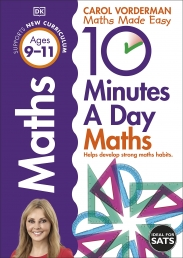 10 Minutes A Day Maths, Ages 9-11 (Key Stage 2) Photo
