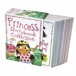 Princess Storybook Collection 20 Books Box Set By Miles Kelly Photo