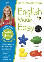 English Made Easy: Early Reading, Ages 3-5 (Preschool) Photo