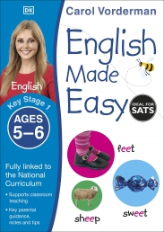 English Made Easy, Ages 5-6 (Key Stage 1) Photo