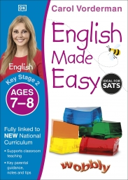 English Made Easy, Ages 7-8 (Key Stage 2) Photo