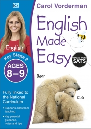 English Made Easy, Ages 8-9 (Key Stage 2) Photo