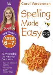 Spelling Made Easy, Ages 6-7 (Key Stage 1) Photo