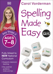 Spelling Made Easy, Ages 7-8 (Key Stage 2) Photo