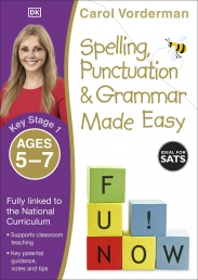 Spelling, Punctuation & Grammar Made Easy, Ages 5-7 (Key Stage 1) Photo