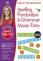 Spelling, Punctuation & Grammar Made Easy, Ages 10-11 (Key Stage 2) Photo