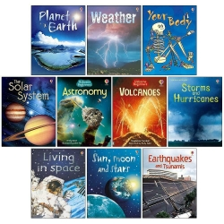 Usborne Beginners Science 10 Book Collection - Ages 5-7 - Paperback Photo