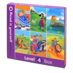 Read it Yourself with Ladybird Level 4: 6 Books Box Set Photo