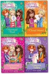 Secret Kingdom Series 4 Book Collection Set by Rosie Banks by Rosie Banks