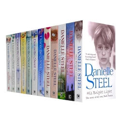 Danielle Steel Collection 12 Books Set (Family Ties, Property of a Noblewoman, The Apartment, Precious Gifts,Matters of the Heart,Winners, Blue,Southe Photo