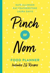 Pinch of Nom Food Planner : Includes 26 New Recipes Photo