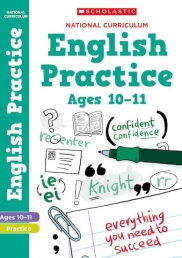 100 Practice Activities: English Practice Book for Year 6 (Age 10-11) by Scholastic