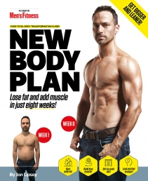 New Body Plan: Your Total Body Transformation Guide Photo