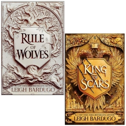 Rule of Wolves & King of Scars By Leigh Bardugo Collection 2 Books Set Photo