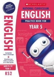 100 Practice Activities: English Practice Book for Year 5 (Age 9-10) Photo