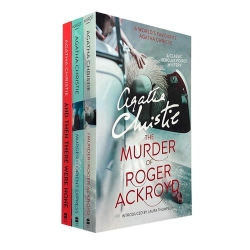 Agatha Christie The Worlds Favourite 3 Books Collection Set Photo