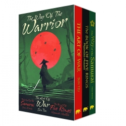 The Way of the Warrior Deluxe 3 Volume Box Set Edition (The Art of War, The Way of the Samurai, The Book of Five Rings) Photo