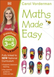 Maths Made Easy: Matching & Sorting, Ages 3-5 (Preschool) Photo