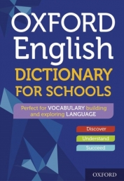 Oxford English Dictionary For Schools Photo