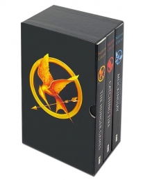 The Hunger Games Trilogy Collection 3 Books Box Set By Suzanne Collins Photo