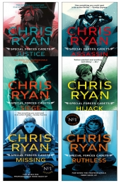 Special Forces Cadets Series 6 Books Collection Set By Chris Ryan - Siege, Missing, Justice, Ruthless, Hijack, Assassin Photo