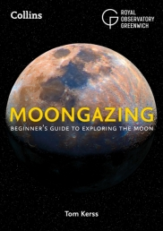Moongazing: Beginners guide to exploring the Moon by Tom Kerss Photo