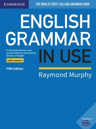 English Grammar in Use Book with Answers A Self-study Reference and Practice Book for Intermediate Learners of English Photo