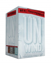 The Ultimate Unwind Dystology Collection 5 Books Box Set by Neal Shusterman (Unwind, Unwholly, Unsouled, Undivided & Unbound) Photo