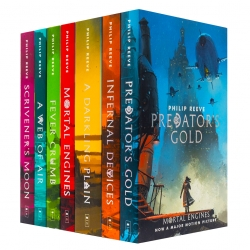 Mortal Engines Collection Philip Reeve 7 Books Set NEW COVER Photo