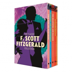 The Classic F. Scott Fitzgerald Collection 5 Books Box Set (The Great Gatsby, Benjamin Button, The Beautiful and Damned and More) Photo