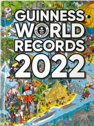 Guinness World Records 2022: 1 by Guinness World Records Photo