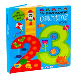 My Awesome Counting Book Photo
