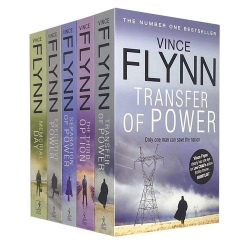 A Mitch Rapp Novel Series 5 Books Collection Set By Vince Flynn Photo