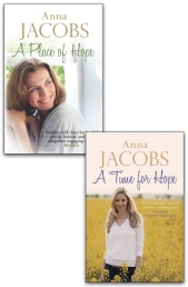 Anna Jacobs Hope Trilogy 2 Books Collection Set (A Time for Hope, A Place of Hope) Photo