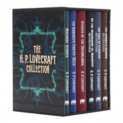 The H.P. Lovecraft Collection 6 Books Set Photo