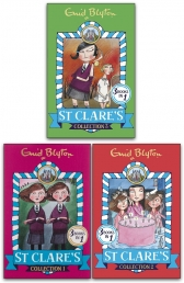 Enid Blyton St Clares Collection 3 Books Set (9 Stories in 3 Books) Photo