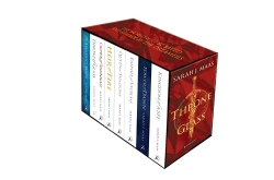 Throne Of Glass Series Collection 8 Books Box Set By Sarah J Maas Photo