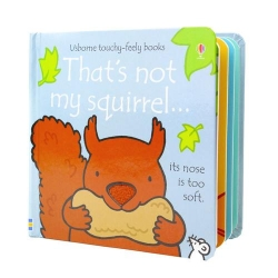 Thats Not My Squirrel Touchy-Feely Board Books Photo