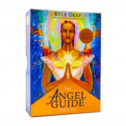The Angel Guide Oracle: A 44-Card Deck and Guidebook Photo
