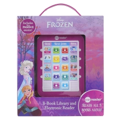 Disney Frozen and Frozen 2 Elsa, Anna, Olaf, and More! - Me Reader Electronic Reader and 8-Sound Book Library Photo