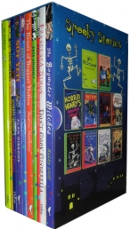 Spooky Stories Collection 10 Books Box Set Photo