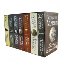 A Game of Thrones Box Set George R.R Martin Collection Brand NEW PB