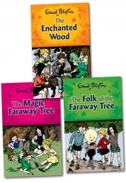 Magic Faraway Tree Series Collection 3 Books Set Photo