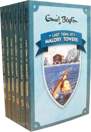 Enid Blyton: Malory Towers Slipcase Collection Photo