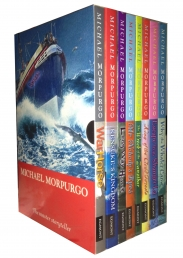 Michael Morpurgo Series 8 Books Set Photo